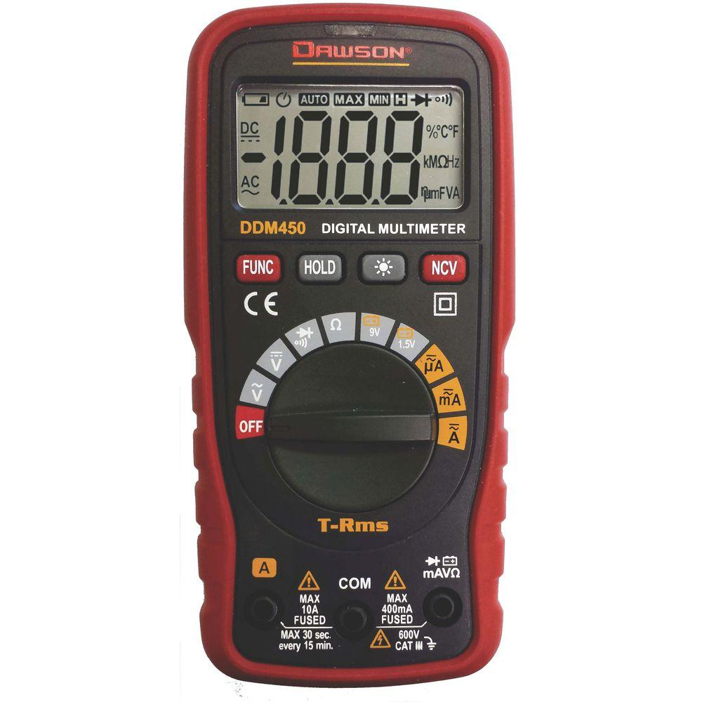 TRMS Compact Auto-Range Digital Multimeter